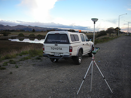 Christchurch Surveying